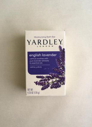 Мыло для тела и рук yardley london