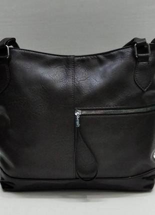 Женская сумка (коричневая) 21-09-022