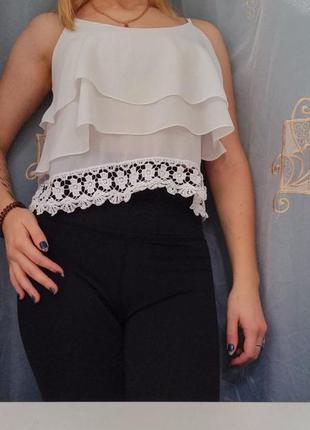 Блуза стильная