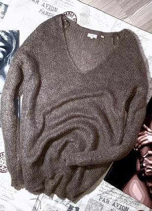 Нежный пуловер махер xl-xxl не ношенный