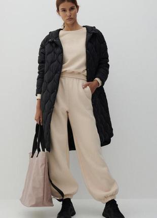 Красивое пальто оверсайз