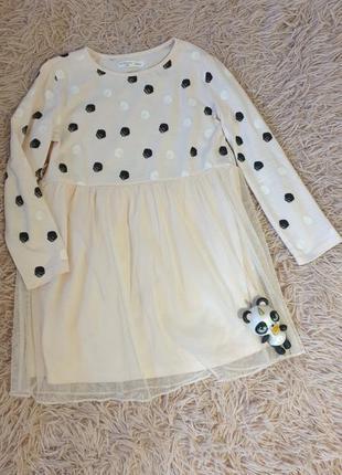 Платье на девочку милота