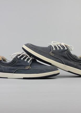 Фирменные мокасины туфли кроссовки ecco geox timberland