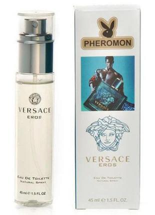 45 мл парфюм с феромонами eros versace