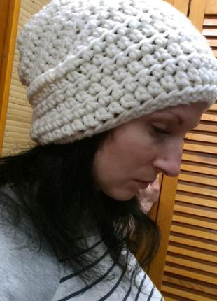 Шапка бини шапка чулок