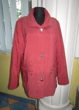 -- шикарная утеплённая куртка-- pier angelini ++ очень много курток ++