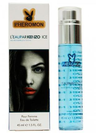 45 мл парфюм с феромонами l`eau par kenzo ice pour femme kenzo