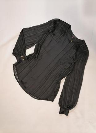 Шикарная блуза с рукавами 🌹