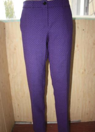 Стильные шерстяные брюки премиум бренда