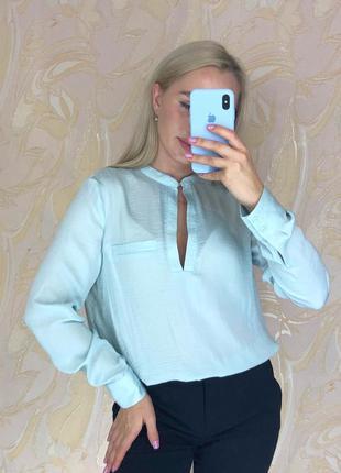 Аккуратная блузка