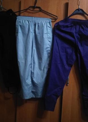 Дождевик грязепруф штаны