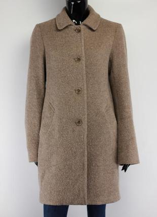 Фирменнре шерстяное пальто в стиле zara cos maje
