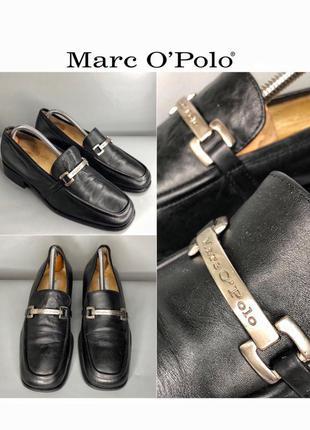 Классические массивные кожаные лоферы винтажные в стиле prada туфли с уздечкой