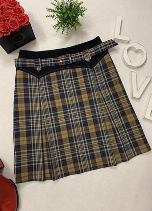 Женская качественная юбка в клетку🔝