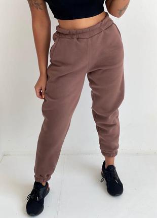 Женские штаны с начёсом #139.цвета в описании
