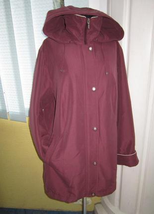 ++ утеплённая парка с капюшоном ++ __ lady flair __ много курток!!!