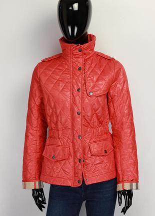 Фирменная оригинальная стеганная куртка