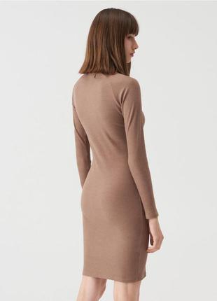 Платье в рубчик 🔥🔥🔥