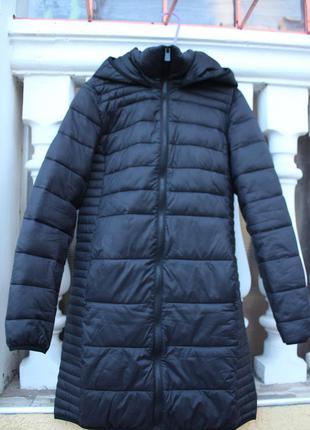Базовая куртка reserved тонкая и теплая деми - зима
