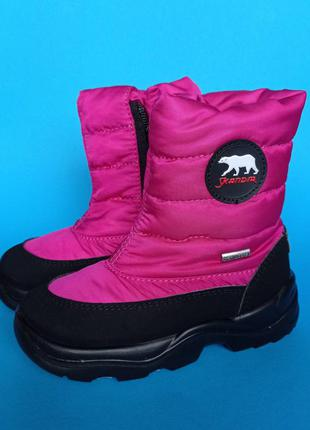Оригинал ботинки сапоги термо термоботинки овчина