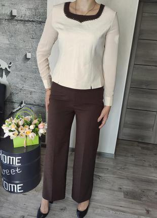 Костюм женский -брюки и блузка(1404)