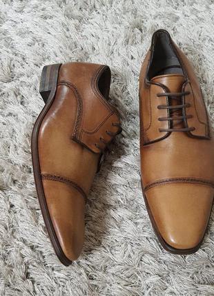 Туфлі cormac minelli нат.шкіра р.40.