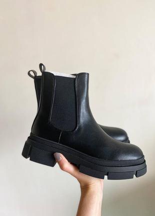 Челси низкий ход ботинки
