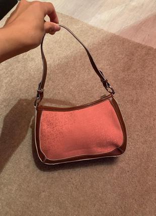 Трендовая актуальная маленькая сумочка багет 🥖 миниатюра от anne klain ❤️