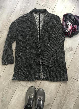 Актуальный кардиган пиджак жакет
