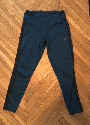Легенсы adidas беговые компресионные штаны procombat manto ufc