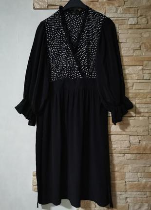 Обалденное шёлковое платье