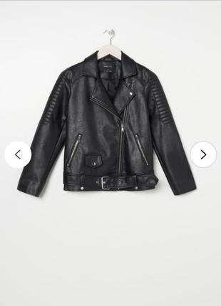 Куртка косуха з ременем
