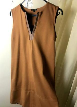 Платье из плотного качественного трикотажа от массимо