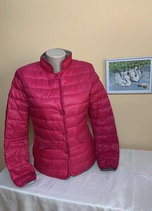 Женская куртка, пиджак пух+перо