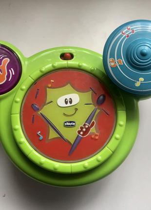 Іграшка барабан chico
