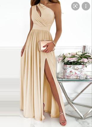 Шикарное платье xl вечернее праздничное