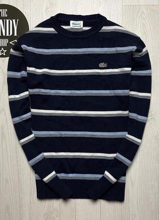 Стильный свитер lacoste, размер m