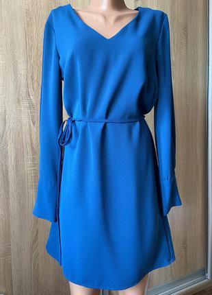 Брендовое платье мини h&m