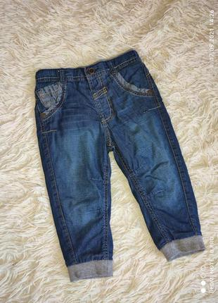 Джинсы на мальчика. джинсы утепленные. джинсовые штаны
