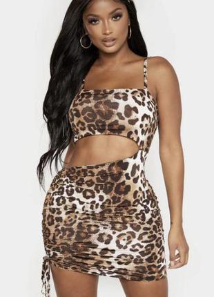 Леопардове платтячко