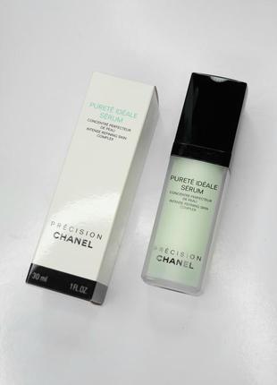 Сироватка для обличчя chanel purete ideale serum