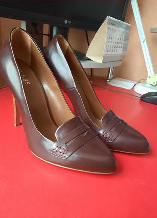 1+1=3 итальянские туфли 25.5