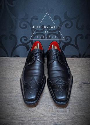 Туфли jeffery-west 43p (31.5cm) england