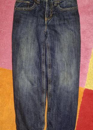 Old navy утепленные джинсы на 4-5 лет