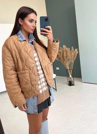 Куртка (все вещи на модели есть в наличии)