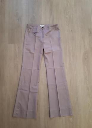 Летние брюки испанского бренда mango,