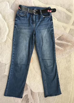Прямые джинсы george