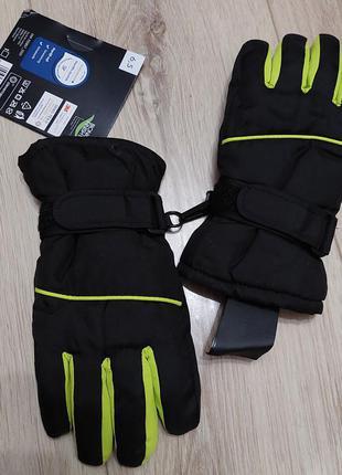 Рукавиці лижні перчатки краги crivit 6 розмір