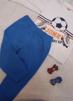 Костюм 2 - 3 роки італія костюмчик комплект набор кофта штанці