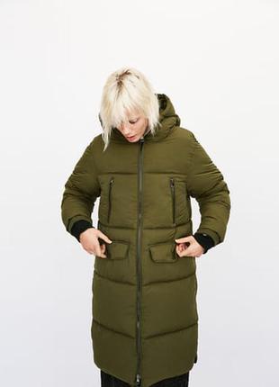 Куртка zara oversize